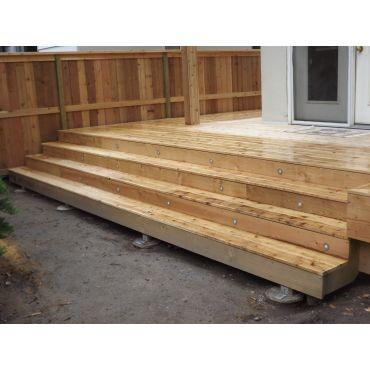 Robertson Decks And Fences Calgary Ab 403 629 0488